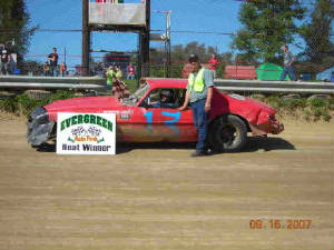Dash win at Evergreen